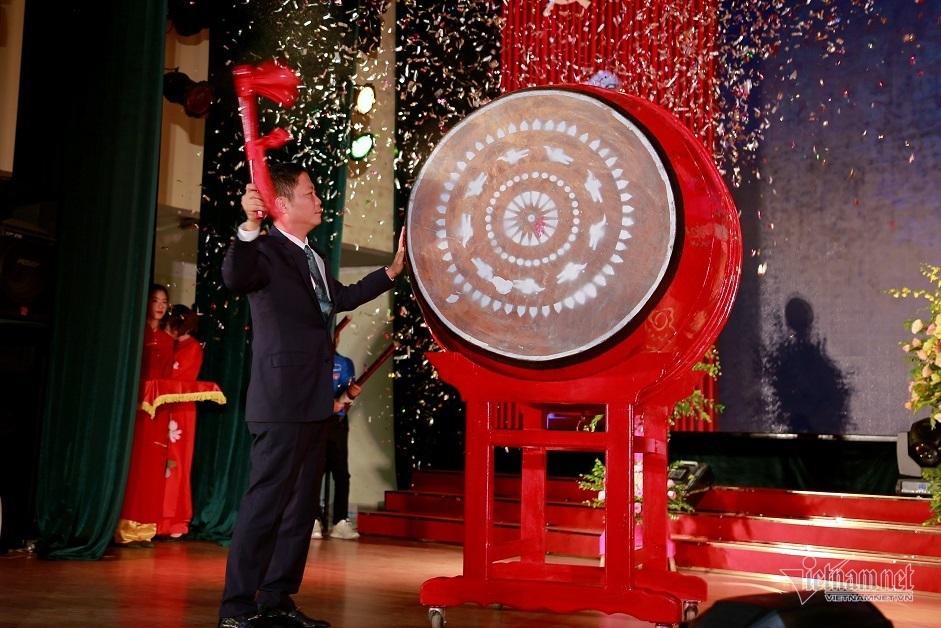 Bộ trưởng Trần Tuấn Anh,Trường ĐH Công nghiệp Hà Nội,lễ khai giảng,khai giảng năm học 2019-2020