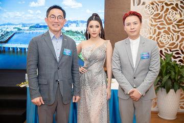 Yan My góp mặt tại sự kiện hợp tác giữa Seoul và TPHCM