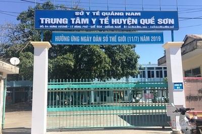Can 2 vợ chồng đánh nhau, bảo vệ ở Quảng Nam bị đâm chết