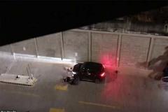 Thông tin chi tiết vụ lái ô tô tông 2 người ở chung cư Sài Gòn