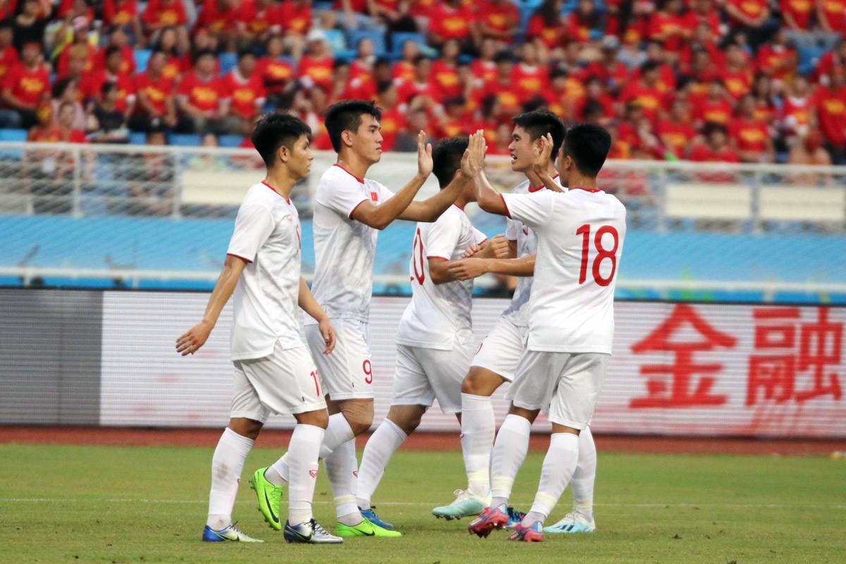 Báo chí UAE, Jordan đồng loạt: 'U23 Việt Nam mạnh nhất bảng D'