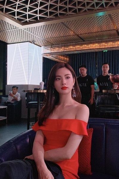 Mỹ nhân đẹp nhất thế giới Nana tỏa sáng tại Việt Nam