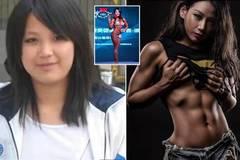 Bị người yêu bỏ vì béo, cô gái quyết tâm trở thành nhà vô địch thể hình