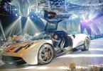Đại gia Minh Nhựa lái xe 80 tỷ đưa con gái vào lễ đường, đám cưới toàn nghệ sĩ nổi tiếng