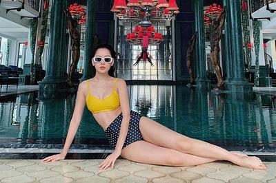 Quỳnh Anh Shyn, Chi Pu rủ nhau mặc bikini, Châu Bùi diện toàn đồ hiệu