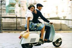Xe Vespa cổ bị cấm lưu hành ở Ý vì ô nhiễm