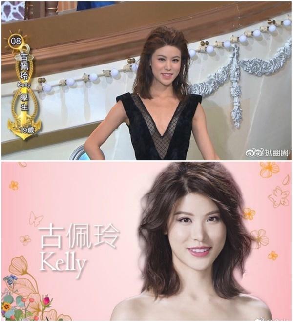 Tân Hoa hậu Hong Kong bị chê già, kém sắc