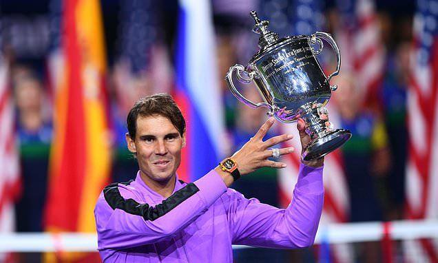 Hạ Medvedev, Nadal đoạt danh hiệu Grand Slam thứ 19