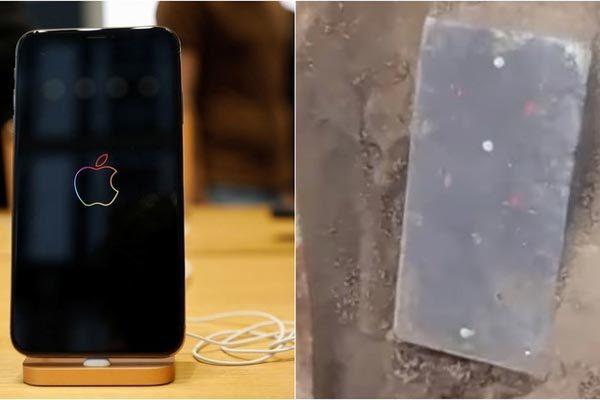 Phát hiện vật thể giống 'iPhone' trong hầm mộ 2.100 năm tuổi