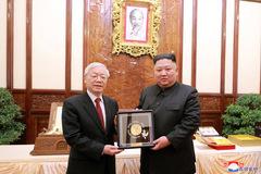 Tổng bí thư, Chủ tịch nước gửi điện mừng Quốc khánh Triều Tiên
