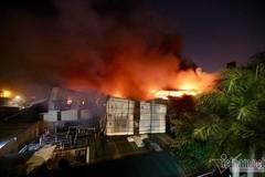 Tin tức vụ cháy công ty Rạng Đông