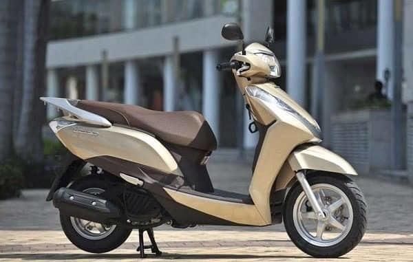 Xe tay ga Honda Lead cũ giá siêu đắt 200 triệu đồng