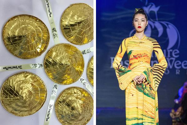 Nón lá dát vàng, áo dài di sản Việt Nam tung bay trên đất Mỹ
