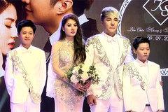 Hai con trai dự đám cưới vợ chồng Lâm Chấn Khang sau 17 năm chung sống