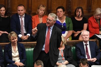 Thủ tướng Anh lần thứ hai bị Quốc hội khước từ