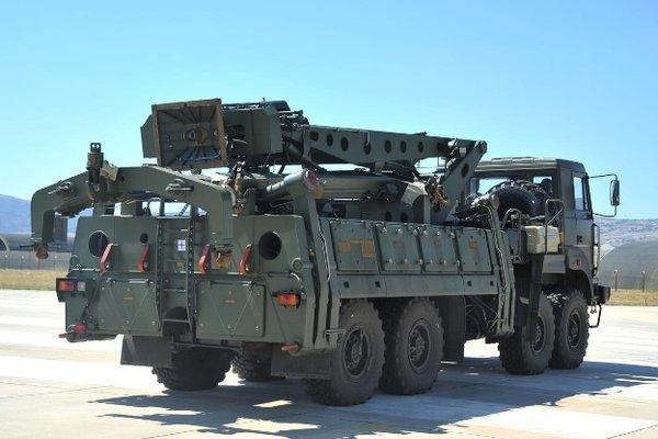 Mỹ,Thổ Nhĩ Kỳ,Nga,S-400,tên lửa phòng không,tên lửa S-400,máy bay F-35