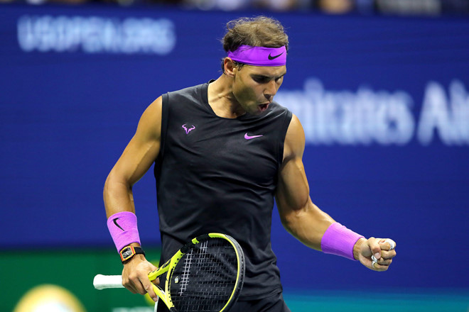Nadal vs Berrettini,Nadal,US Open 2019
