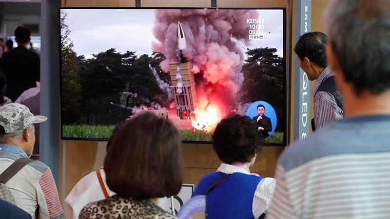 Hàn họp khẩn vụ Triều Tiên phóng tên lửa, Nhật nói 'không nguy hiểm'