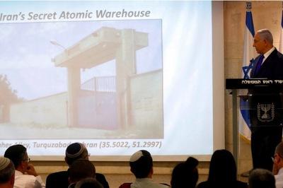 Israel trưng bằng chứng chấn động về hạt nhân Iran