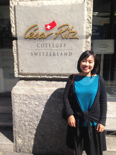 Du học Thụy Sĩ cùng SEG