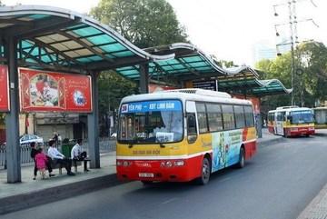 Hanoi strives to raise public transport coverage