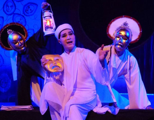 HCM City troupe to perform at int'l experimental theatre festival