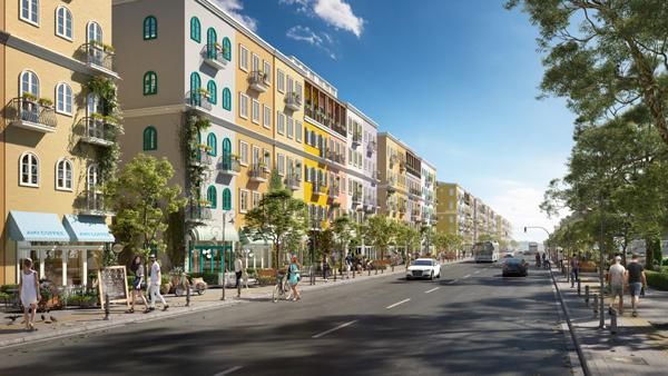 Nhà đầu tư đổ xô mua 'siêu phẩm' Sun Grand City New An Thoi