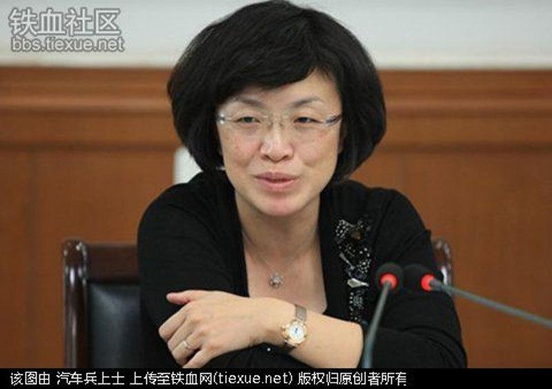 Trung Quốc,tham quan,dâm quan,nữ dâm quan,Dương Hiểu Ba