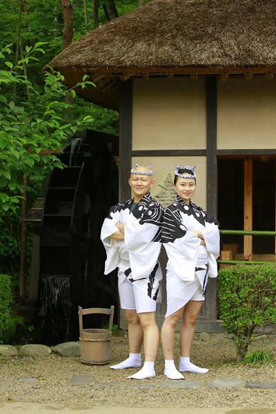 du lịch Nhật Bản,công viên chủ đề