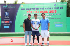 Ivan Miranda to coach Vietnamese male tennis team
