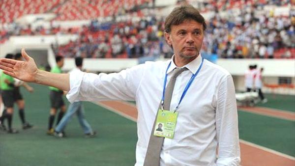 Philippe Troussier to coach Vietnam 18 team