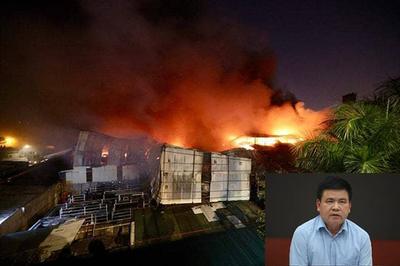 Sau cháy nhà máy Rạng Đông, Hà Nội sẽ làm hết sức để bảo vệ người dân