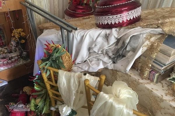 Sau lễ thành hôn, ngôi nhà 3 tầng ở Đà Nẵng bốc cháy nghi ngút