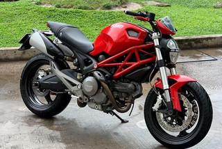Sau 6 năm, Ducati Monster 795 có giá bán chỉ hơn 130 triệu đồng