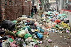 Achievements in urbanization must not be covered with garbage