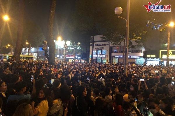 Sự kiện Ji Chang Wook giao lưu ở Sài Gòn bị hủy