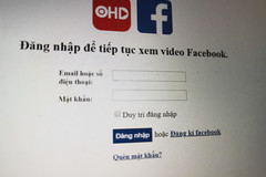 Vietnamese lose Facebook accounts after watching unlicensed movies