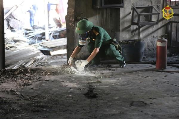 Bộ trưởng Quốc phòng giao Binh chủng Hóa học xử lý sự cố nhà máy Rạng Đông