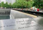 Hình ảnh xúc động tại khu tưởng niệm 11/9 ở New York