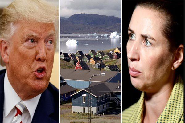 Mỹ,Donald Trump,Greeland,đảo lớn nhất thế giới,Đan Mạch