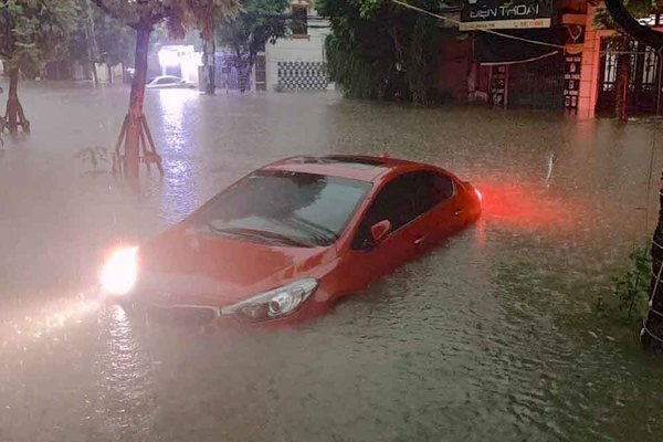 Thai Nguyen City,flood,rain social news,english news,Vietnam news,vietnamnet news,Vietnam latest news