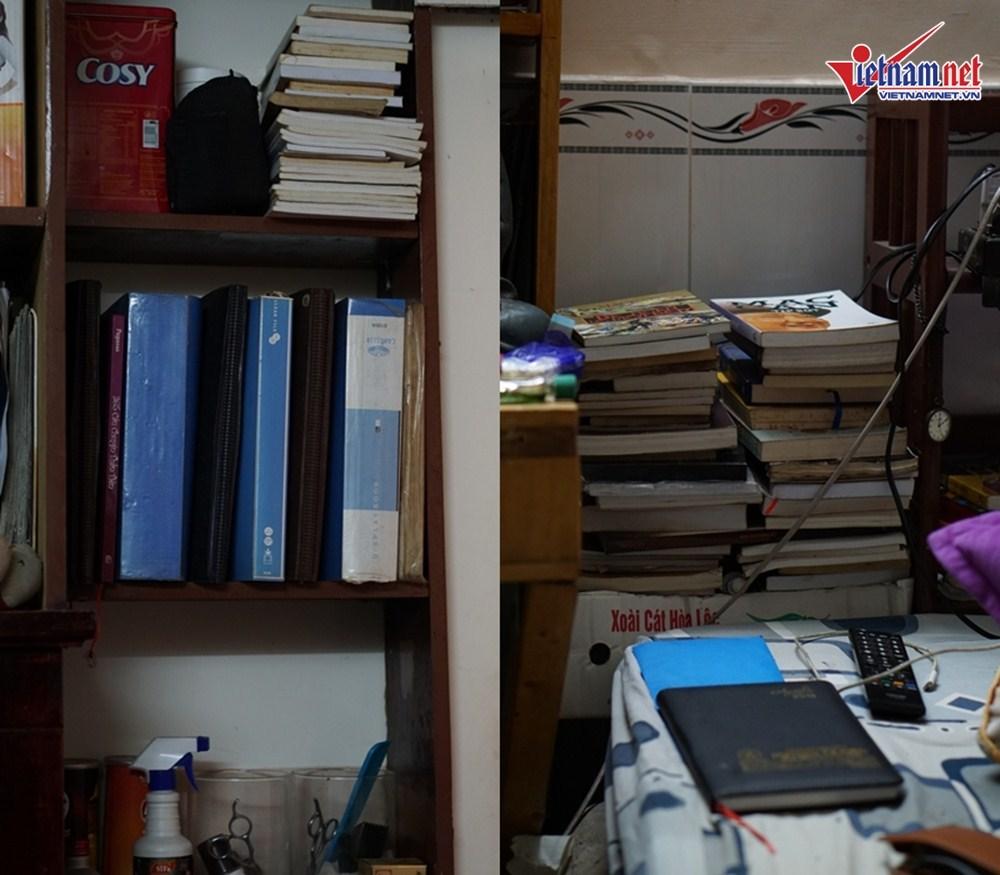 Cuộc sống đơn độc ở tuổi 74 của nghệ sĩ Mạc Can trong phòng trọ