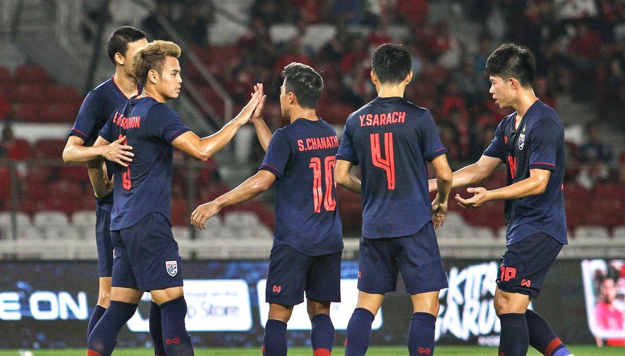 Indonesia vs Thái Lan,Thái Lan,Indonesia