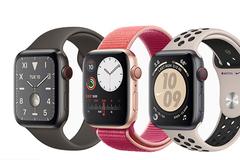 Apple Watch Series 5 mở bán: Màn hình luôn sáng, giá 9,3 triệu đồng