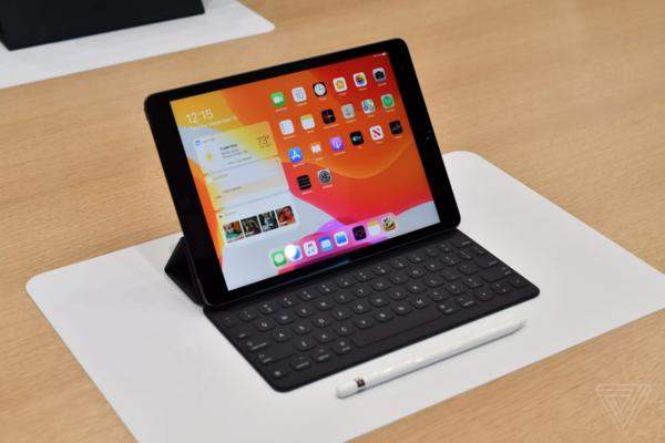iPad 10.2 inch ra mắt: Dùng được bút Apple Pencil, giá 329 USD - 1