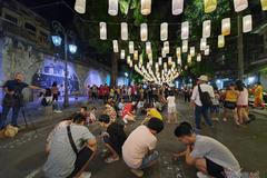 Những địa điểm ở Sài Gòn cả gia đình nên đến dịp Tết Trung thu
