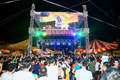 Ngày hội Habeco 2019 'tái ngộ' người dân xứ Tuyên