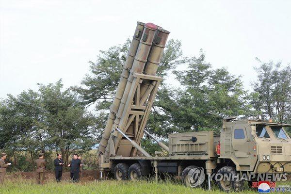 Triều Tiên tuyên bố thử bệ phóng tên lửa siêu lớn, Kim Jong Un trực tiếp thị sát