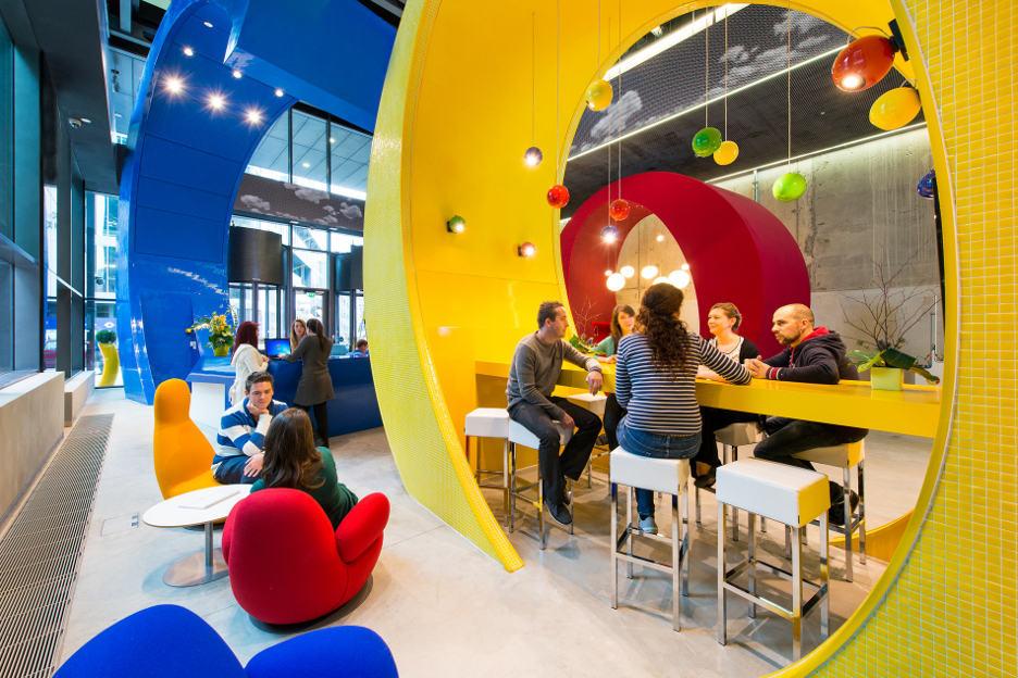 Google,nhân viên Google,phúc lợi Google