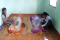 Trốn chị đi tắm, 2 anh em ruột tử vong dưới ao ở Đắk Lắk